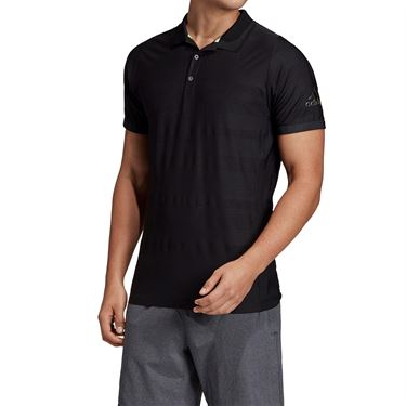 adidas Match Code Polo - Black