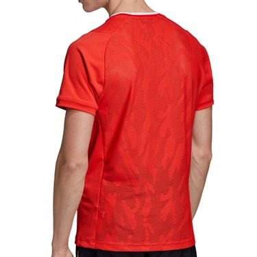 adidas Stella McCartney Crew - Active Red