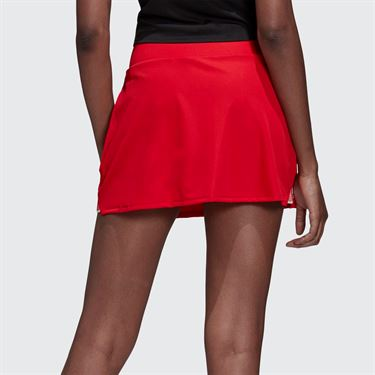 adidas Club Skirt - Scarlet