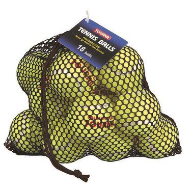Tourna Pressureless 18 Pack Tennis Balls
