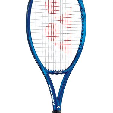 Yonex 2020 EZONE 100 Plus Tennis Racquet Blue/Black LEZ06100