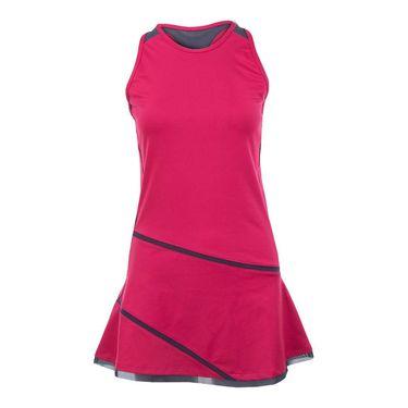 Inphorm Amber Dress - Cherry/Haze
