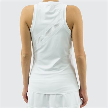 Inphorm Summer Capsule Laser Tank - White