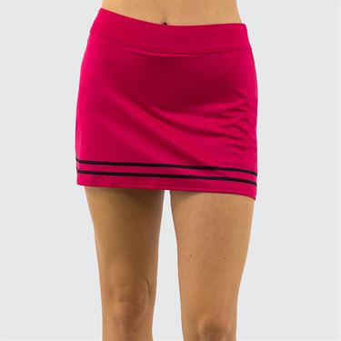 Inphorm Cherry Leslie Skirt Womens Cherry/Black F19017 105