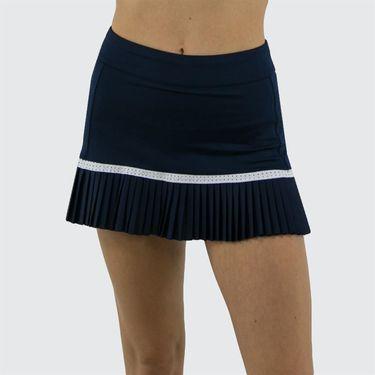 Inphorm Classic New KK Skirt - Navy/White
