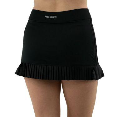Inphorm Urban Soul Quinn Bottom Pleated Skirt Womens Black F20009 002û