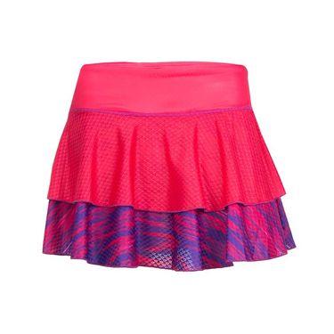 Solfire Speed Peak 12.5 Inch Skirt - Electric Pink/Acai