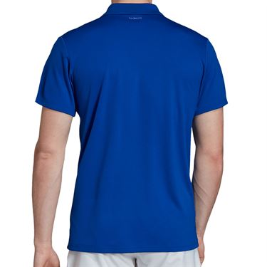 adidas Club Rib Polo - Collegiate Royal