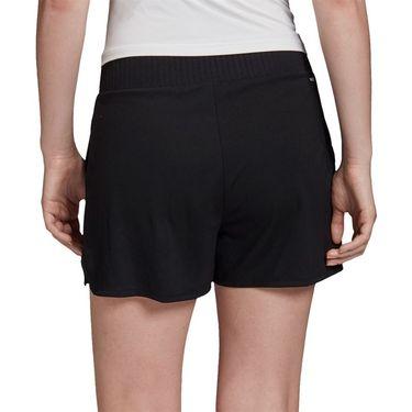 adidas Club HR Short Womens Black/Matte Silver FK0746