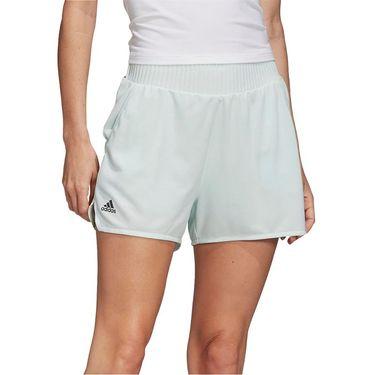 adidas Club HR Short Womens Dash Green/Grey Six FK0747