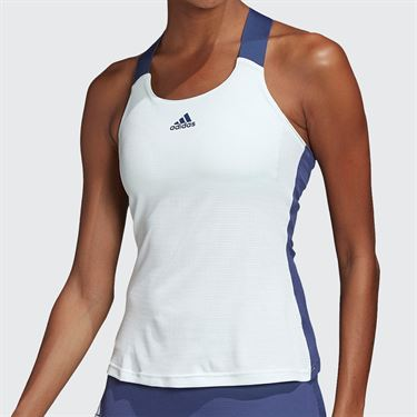 adidas Tank Womens Dash Green/Tech Indigo FK0762