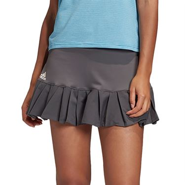 adidas Primeblue Skirt Womens Grey Six/Sharp Blue FK0769