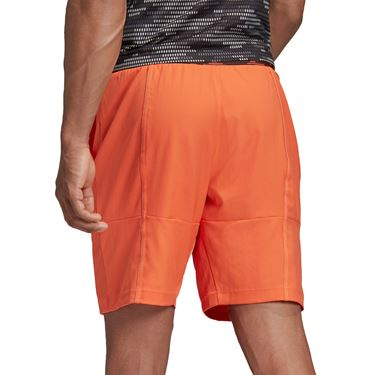 adidas Primeblue Short Mens Black/True Orange FK0816