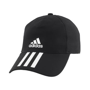 adidas Tennis 3S Aeroready Hat - Black/White