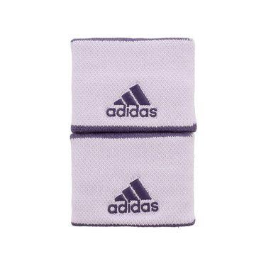 adidas Tennis Small Wristband - Purple Tint/Tech Purple