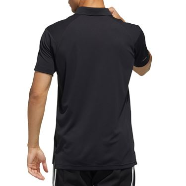 adidas Polo Mens Black FK1414