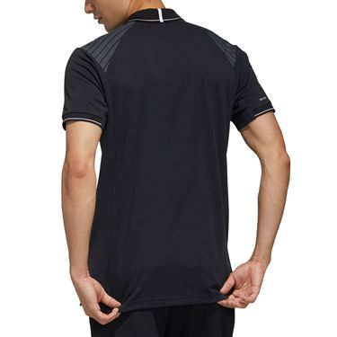 adidas Polo Mens Black FK1415