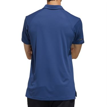 adidas Polo Mens Tech Indigo FK1416