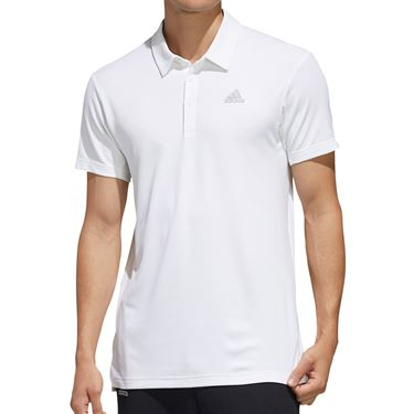 adidas Polo Mens White FK1417