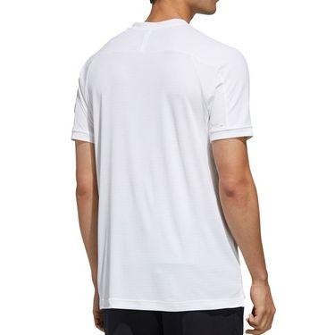 adidas Tee Shirt Mens White FK1420