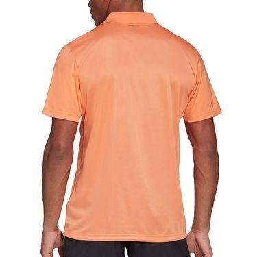 adidas Club 3 Stripe Polo Shirt Mens Amber Tint/Grey Six FK6967
