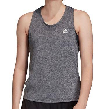 adidas Club Tie Tank Womens Dark Grey Heather/Matte Silver FK6976