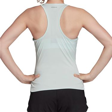 adidas Club Tank Womens Dash Green/Grey Six FK6982