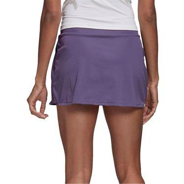 adidas Club Skirt Womens Tech Purple/Grey Six FK6991