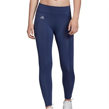 adidas Club Tight Womens Tech Indigo/Matte Silver FK7003