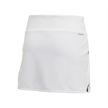 adidas Girls Club Skirt White/Matte Silver/Black FK7145
