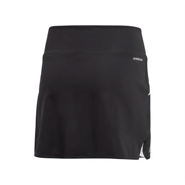 adidas Girls Club Skirt Black/Matte Silver/White FK7146