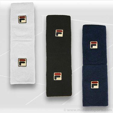 Fila Double Wide Wristband
