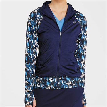 Eleven Flashes Elite Jacket Womens Flashes Print FL850C 956