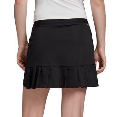 adidas Club Long Skirt Womens Black/Matte Silver FM2545