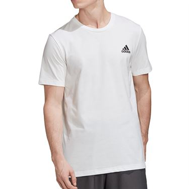 adidas Paris Graphic Tee Shirt Mens White FM4419