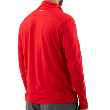 Fila Sintra 1/2 Zip Jacket - Chinese Red