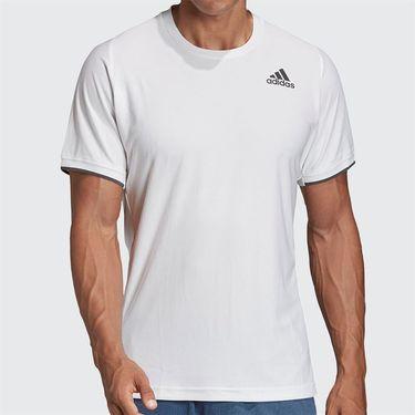 adidas Freelift Tee Shirt Mens White FP7969