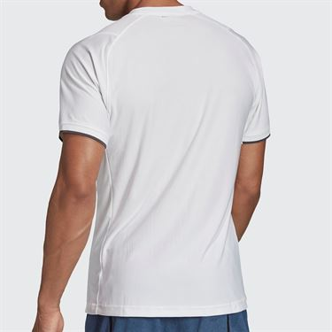 adidas Freelift Tee Shirt Mens White FP7969
