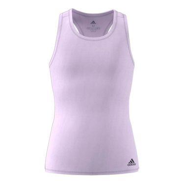 adidas Girls Club Tank Purple Tint/Grey Six FQ3616
