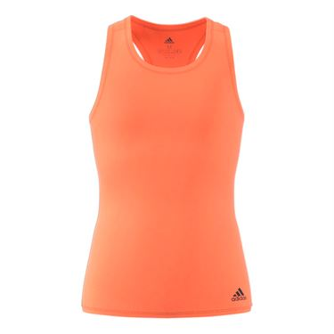 adidas Girls Club Tank Amber Tint/Grey Six FQ3617