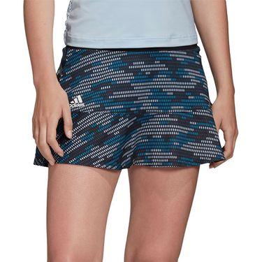 adidas Primeblue Camo Skirt Womens Black/White FQ5111