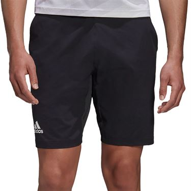 adidas 2 In 1 Tennis Shorts Mens Heat.Rdy Black FR4352