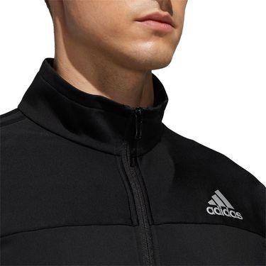adidas 3-Stripe Knit Tennis Jacket