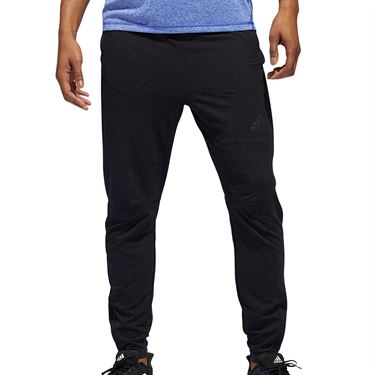 adidas City Studio Fleece Pant Mens Black FS4101