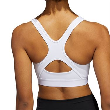 adidas Sports Bra Womens White/Black FS9546
