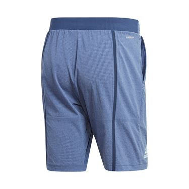 adidas Game Set Ergo 9 inch Short - Tech Indigo/Sky Tint