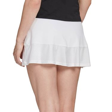 adidas Tennis Match Skirt Womens White/Grey FT6386
