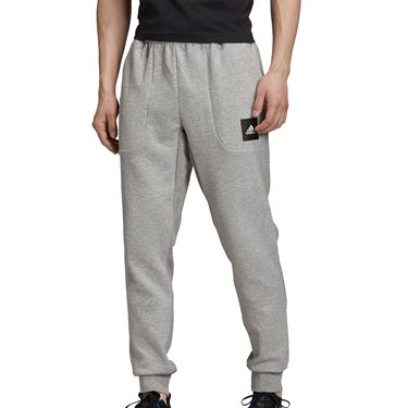 adidas Stadium Pant Mens Medium Grey Heather FU0046
