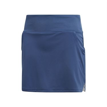 adidas Girls Club Skirt Tech Indigo FU0835