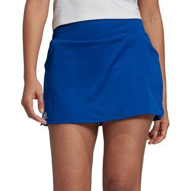 adidas Club Skirt Womens Royal Blue FU0869